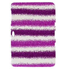 Pink Christmas Background Samsung Galaxy Tab 8.9  P7300 Hardshell Case