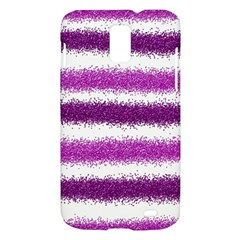 Pink Christmas Background Samsung Galaxy S II Skyrocket Hardshell Case