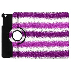 Pink Christmas Background Apple iPad Mini Flip 360 Case