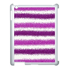 Pink Christmas Background Apple iPad 3/4 Case (White)