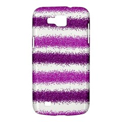 Pink Christmas Background Samsung Galaxy Premier I9260 Hardshell Case