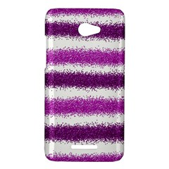 Pink Christmas Background HTC Butterfly X920E Hardshell Case