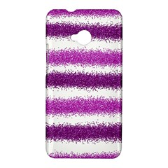Pink Christmas Background HTC One M7 Hardshell Case