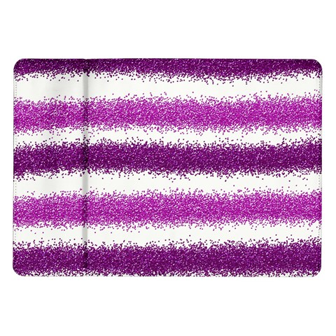 Pink Christmas Background Samsung Galaxy Tab 10.1  P7500 Flip Case