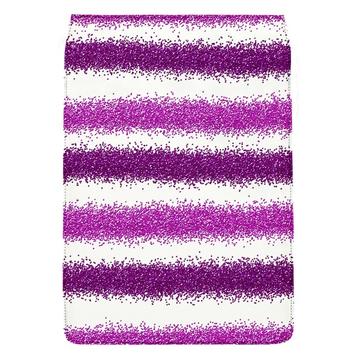 Pink Christmas Background Flap Covers (S)