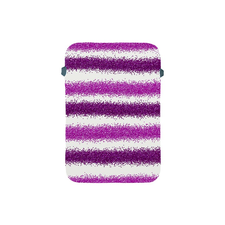 Pink Christmas Background Apple iPad Mini Protective Soft Cases