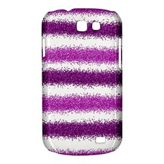 Pink Christmas Background Samsung Galaxy Express I8730 Hardshell Case