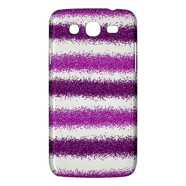 Pink Christmas Background Samsung Galaxy Mega 5.8 I9152 Hardshell Case