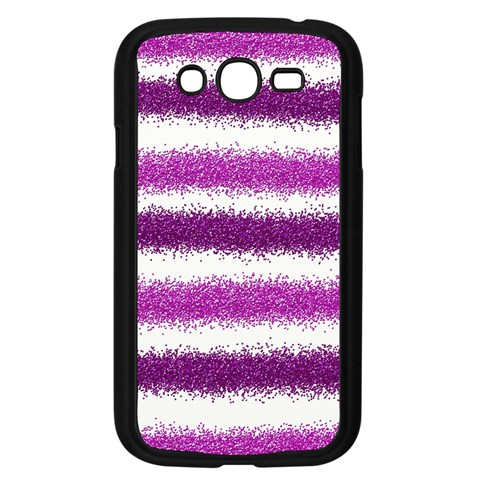 Pink Christmas Background Samsung Galaxy Grand DUOS I9082 Case (Black)