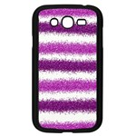 Pink Christmas Background Samsung Galaxy Grand DUOS I9082 Case (Black) Front
