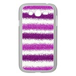 Pink Christmas Background Samsung Galaxy Grand DUOS I9082 Case (White) Front