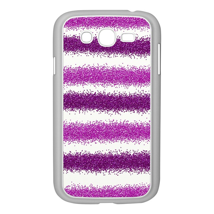 Pink Christmas Background Samsung Galaxy Grand DUOS I9082 Case (White)