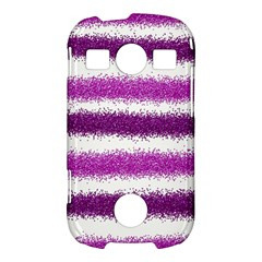 Pink Christmas Background Samsung Galaxy S7710 Xcover 2 Hardshell Case