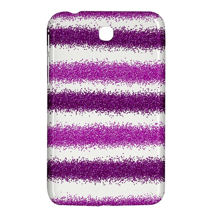 Pink Christmas Background Samsung Galaxy Tab 3 (7 ) P3200 Hardshell Case