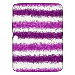 Pink Christmas Background Samsung Galaxy Tab 3 (10.1 ) P5200 Hardshell Case