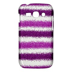 Pink Christmas Background Samsung Galaxy Ace 3 S7272 Hardshell Case