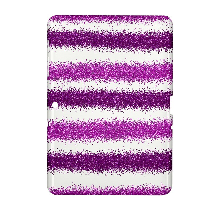 Pink Christmas Background Samsung Galaxy Tab 2 (10.1 ) P5100 Hardshell Case