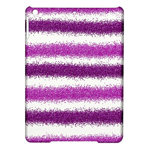 Pink Christmas Background iPad Air Hardshell Cases