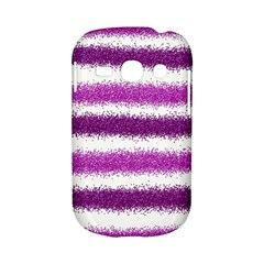 Pink Christmas Background Samsung Galaxy S6810 Hardshell Case