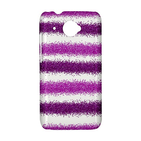 Pink Christmas Background HTC Desire 601 Hardshell Case