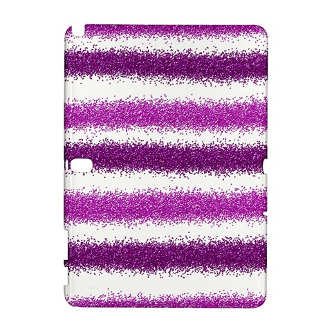 Pink Christmas Background Samsung Galaxy Note 10.1 (P600) Hardshell Case
