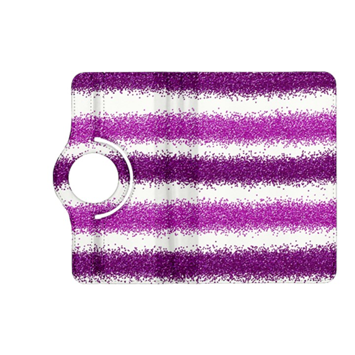 Pink Christmas Background Kindle Fire HD (2013) Flip 360 Case