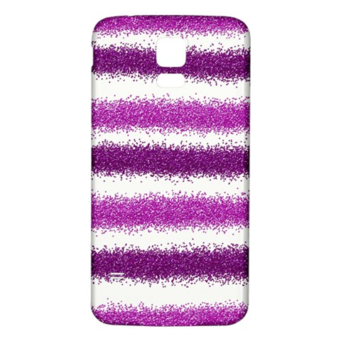 Pink Christmas Background Samsung Galaxy S5 Back Case (White)