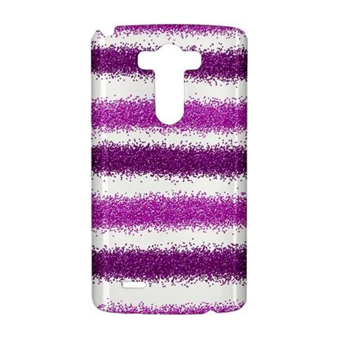 Pink Christmas Background LG G3 Hardshell Case