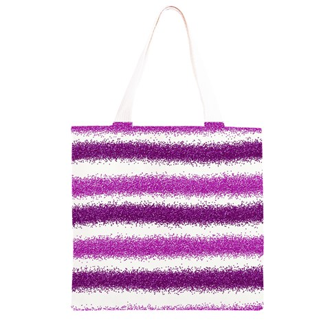Pink Christmas Background Grocery Light Tote Bag