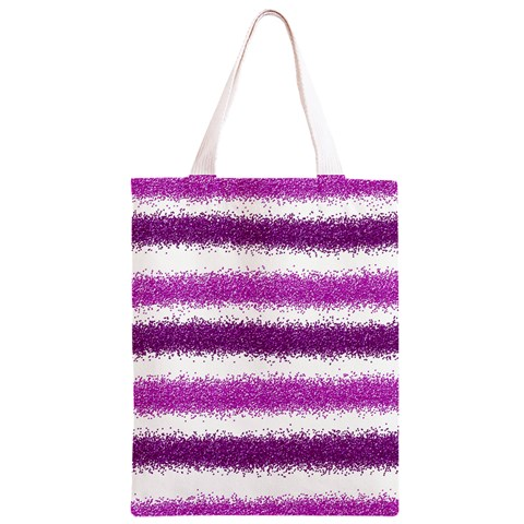 Pink Christmas Background Classic Light Tote Bag