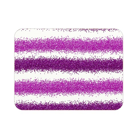 Pink Christmas Background Double Sided Flano Blanket (Mini)