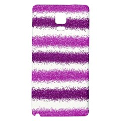 Pink Christmas Background Galaxy Note 4 Back Case