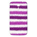 Pink Christmas Background Samsung Galaxy Mega I9200 Hardshell Back Case Front