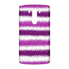 Pink Christmas Background LG G3 Back Case