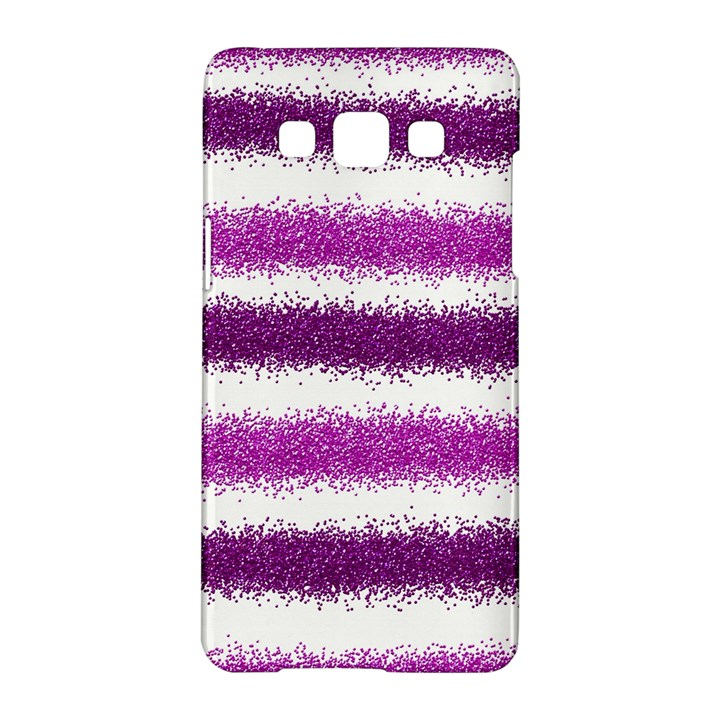 Pink Christmas Background Samsung Galaxy A5 Hardshell Case