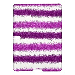 Pink Christmas Background Samsung Galaxy Tab S (10.5 ) Hardshell Case