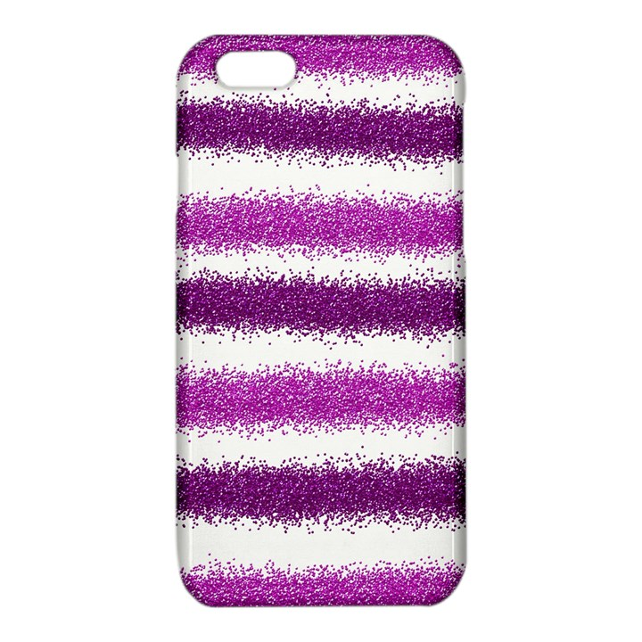 Pink Christmas Background iPhone 6/6S TPU Case