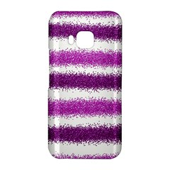 Pink Christmas Background HTC One M9 Hardshell Case