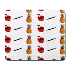 Ppap Pen Pineapple Apple Pen Large Mousepads