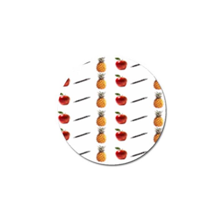 Ppap Pen Pineapple Apple Pen Golf Ball Marker (10 pack)
