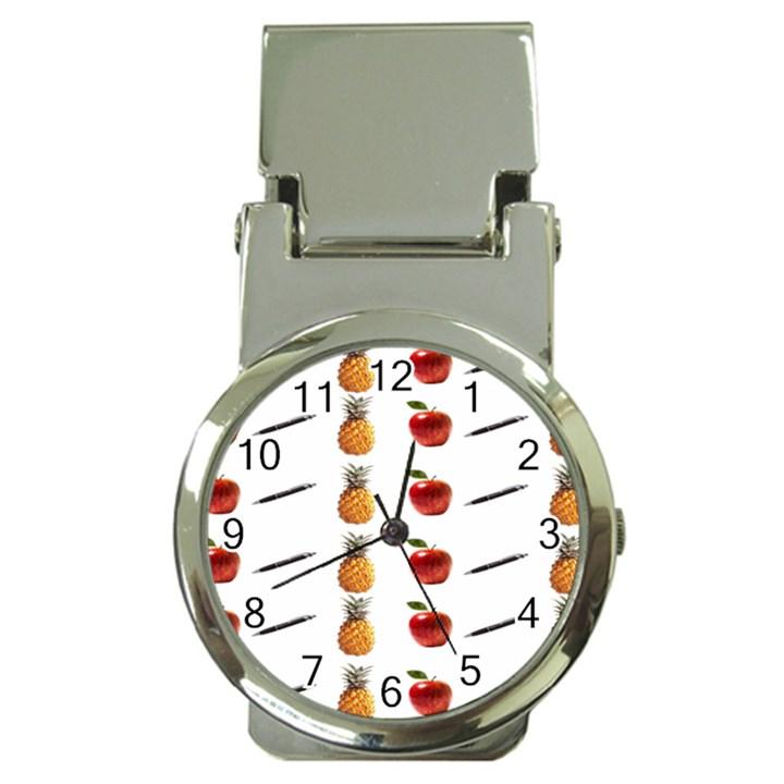 Ppap Pen Pineapple Apple Pen Money Clip Watches