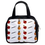Ppap Pen Pineapple Apple Pen Classic Handbags (2 Sides) Front