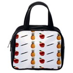 Ppap Pen Pineapple Apple Pen Classic Handbags (2 Sides) Back