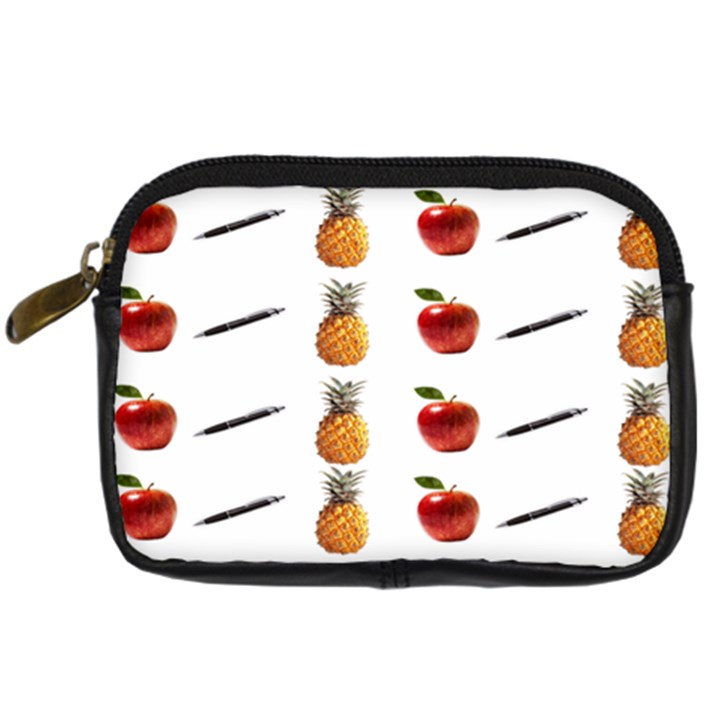 Ppap Pen Pineapple Apple Pen Digital Camera Cases