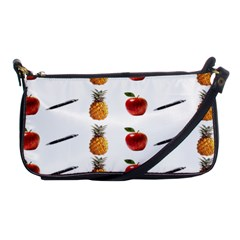 Ppap Pen Pineapple Apple Pen Shoulder Clutch Bags