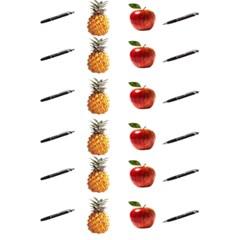 Ppap Pen Pineapple Apple Pen 5.5  x 8.5  Notebooks
