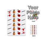 Ppap Pen Pineapple Apple Pen Playing Cards 54 (Mini)  Front - DiamondK