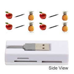 Ppap Pen Pineapple Apple Pen Memory Card Reader (Stick)