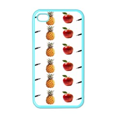 Ppap Pen Pineapple Apple Pen Apple iPhone 4 Case (Color)
