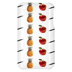 Ppap Pen Pineapple Apple Pen Apple iPhone 3G/3GS Hardshell Case